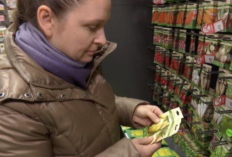 Daržo prekių perka daugiau nei pernai (nuotr. stop kadras)