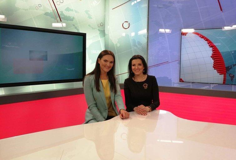 Donata Račaitė ir Kristina Rimienė (nuotr. TV3)