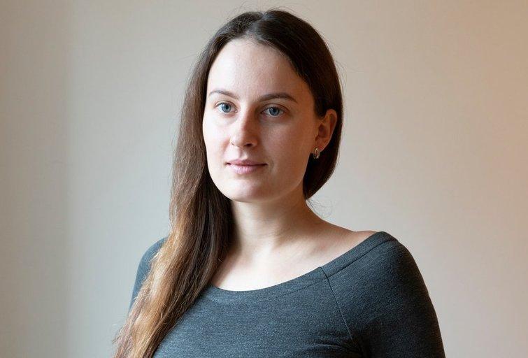 Vytauto Didžiojo universiteto negalios reikalų koordinatorė Miglė Janušauskaitė. VDU archyvo nuotr.