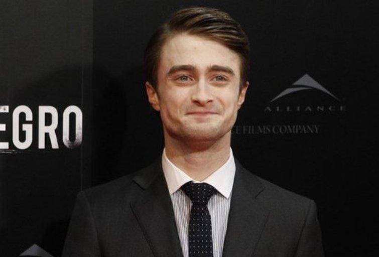 Danielis Radcliffe'as  (nuotr. SCANPIX)