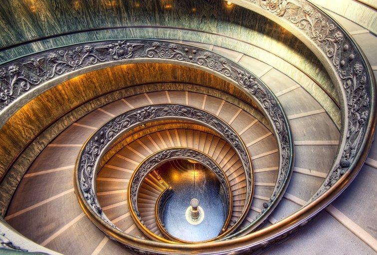 Vatikano muziejus (nuotr. Shutterstock.com)