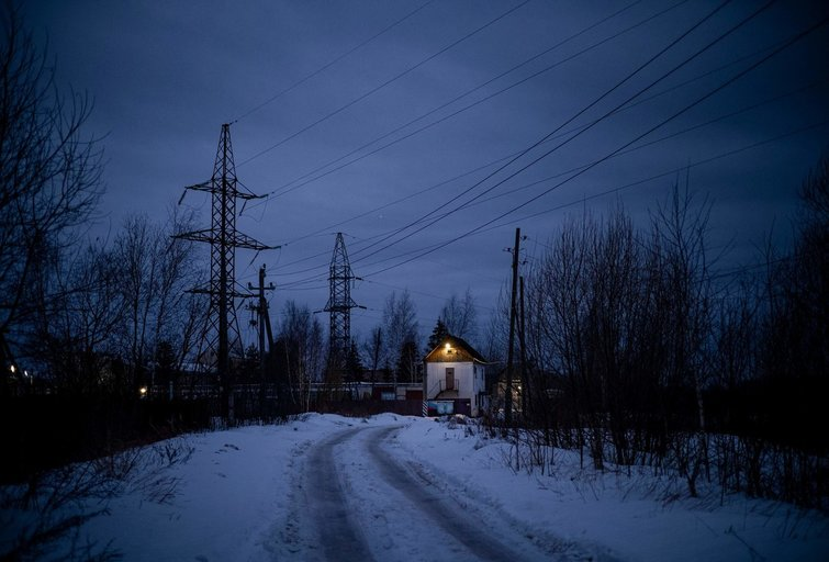 Kolonija Pokrove, kurioje bus kalininamas A. Navalnas (nuotr. SCANPIX)