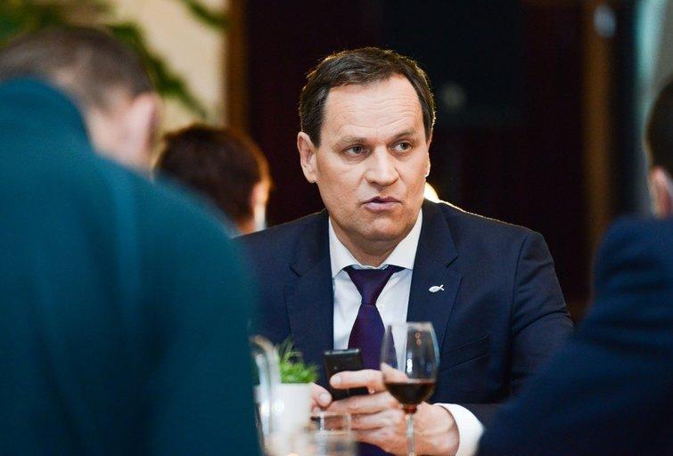 Valdemar Tomaševski (nuotr. Fotodiena/Justino Auškelio)