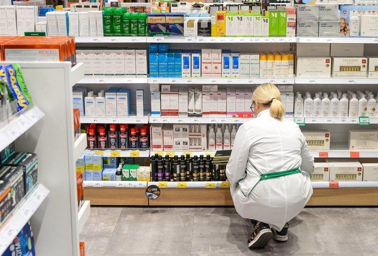 Jau greitai vaistinėse – ir kanapių preparatai (nuotr. Fotodiena/Justino Auškelio)
