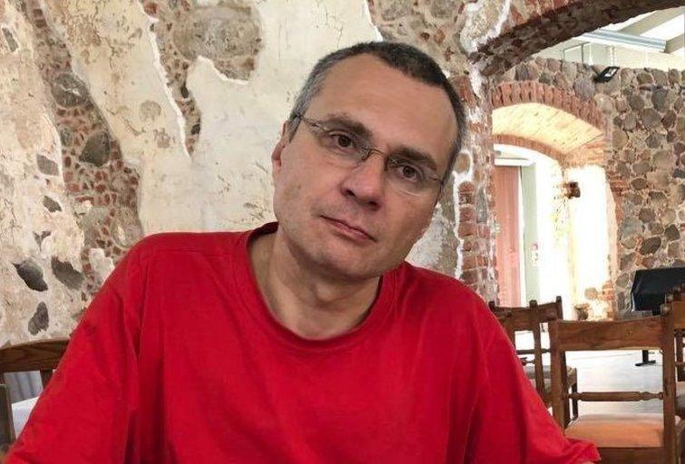 Žilvinas Nečiūnas (nuotr. asm. archyvo)