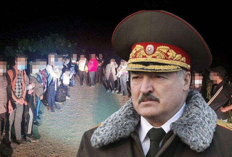 Ekspertas: buvo galima tikėtis, kad Lukašenka pasitelks nelegalius migrantus, bet Lietuva scenarijų nepasiruošė (tv3.lt fotomontažas)