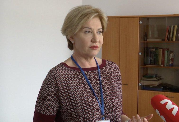 Rolanda Lingienė (nuotr. stop kadras)