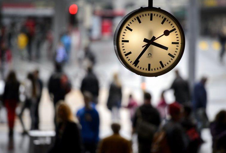 Laikrodis (nuotr. SCANPIX)