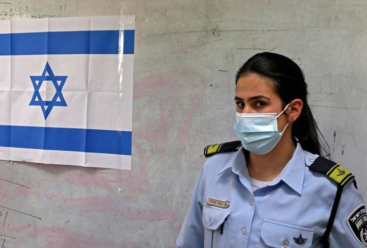 Izraelis (nuotr. SCANPIX)