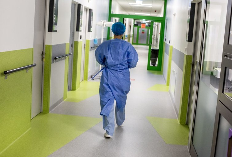Ar COVID-19 taps į gripą panašia sezonine liga? Šalies ekspertai įspėja, kad tam būtina viena sąlyga (nuotr. Vidmanto Balkūno)