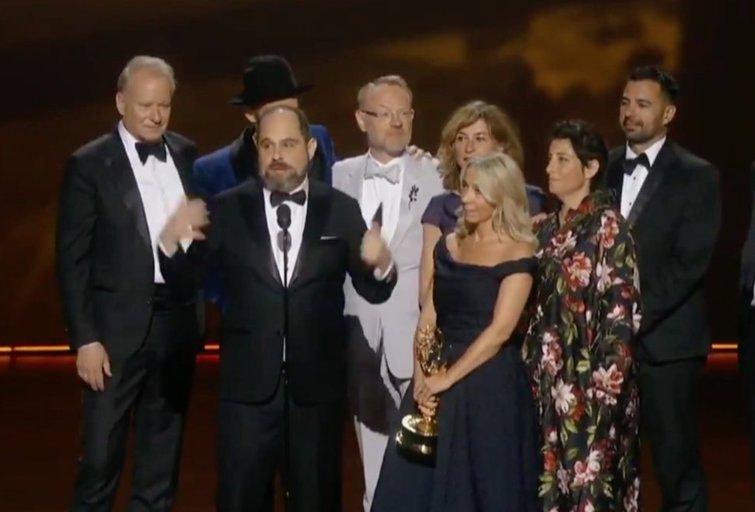 Emmy apdovanojimai (nuotr. stop kadras)