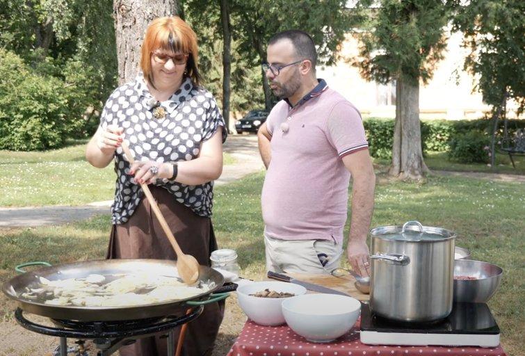 La maistas. Vasara (nuotr. Organizatorių)