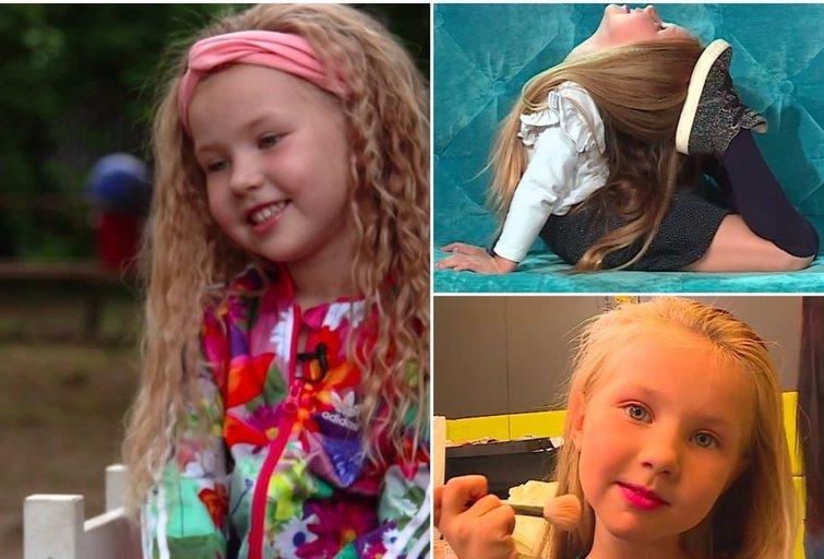 Geros nuotaikos bomba: D. Montvydo duktė išklojo visas jos ir tėčio paslaptis