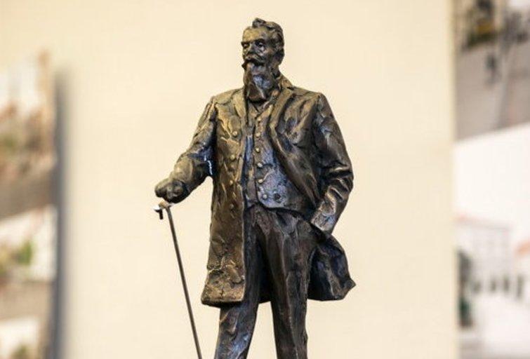 Pamatykite, kokias Dr. J. Basanavičiaus skulptūros idėjas šiuo metu vertina ekspertų komisija (nuotr. Sauliaus Žiūros)