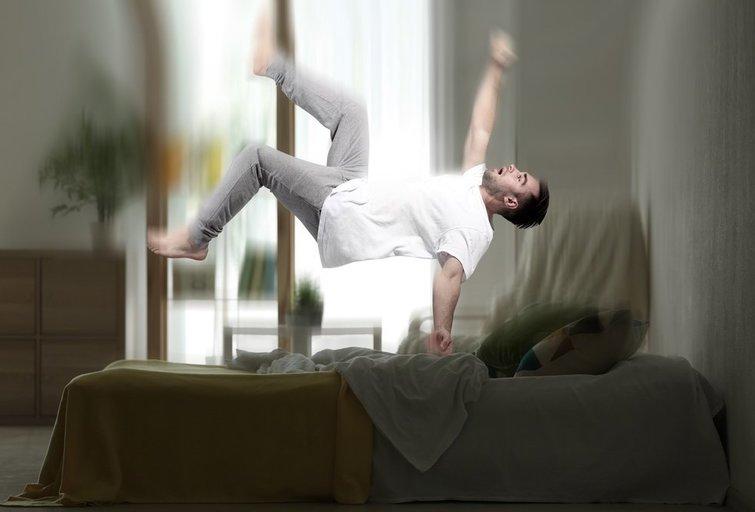 Kritimo jausmas (nuotr. Shutterstock.com)