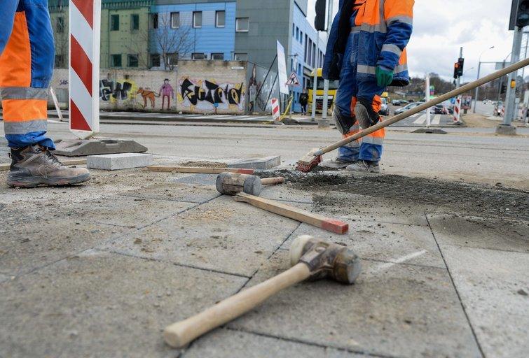 Lietuvoje fiksuota daugybė laisvų darbo vietų (nuotr. Fotodiena/Justino Auškelio)