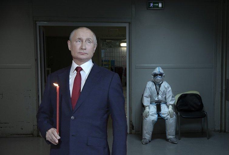 Rusijoje – sunkiai suvokiamas reiškinys: žmonės masiškai miršta, bet oficialiai pagrindo tam nėra (nuotr. SCANPIX) tv3.lt fotomontažas