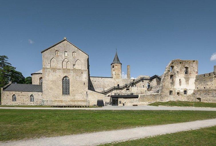 Estijoje esančios XIII a. Hapsalu pilies-muziejaus rekonstrukcija atlikta taikant universaliojo dizaino principus. Hapsalu pilies-muziejaus archyvo nuotr. (aut. Tõnu Tunnel)