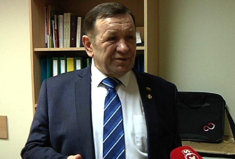 Kęstutis Pūkas (nuotr. TV3)