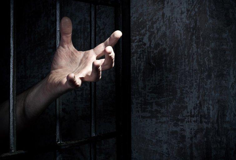 Mirties bausmė (nuotr. 123rf.com)