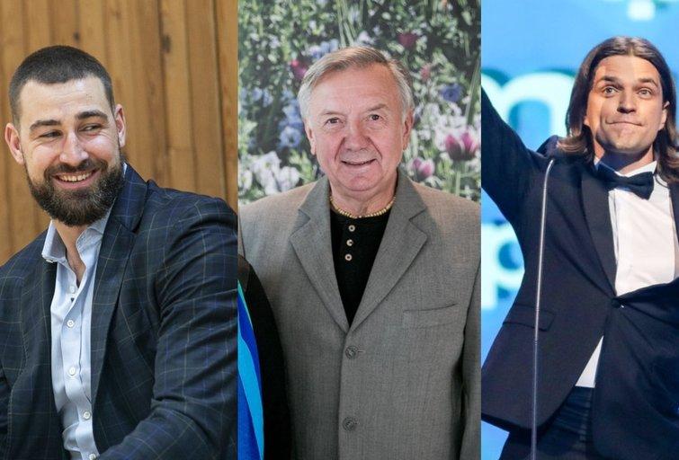 Jonas Valančiūnas, Jonas Braškys, Jonas Nainys (tv3.lt fotomontažas)