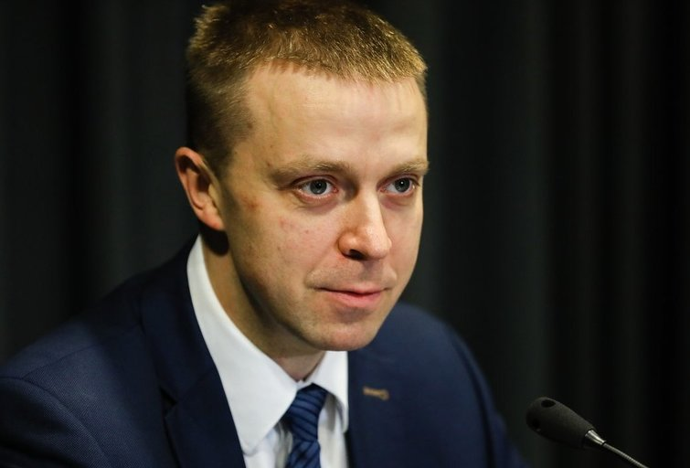 P. Motiejūnas (Teodoras Biliūnas/Fotobankas)
