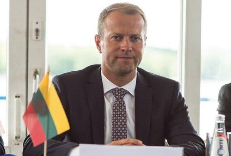 Lietuvos energijos generalinis direktorius dr. Dalius Misiūnas (nuotr. bendrovės)