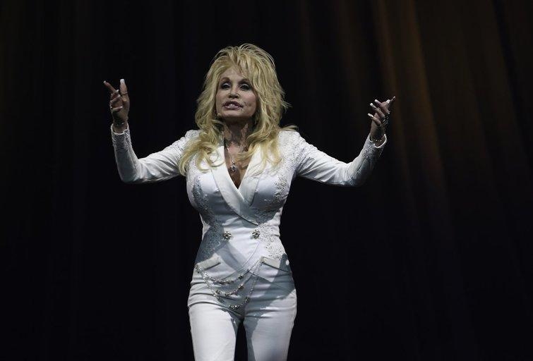 Dolly Parton (nuotr. Vida Press)