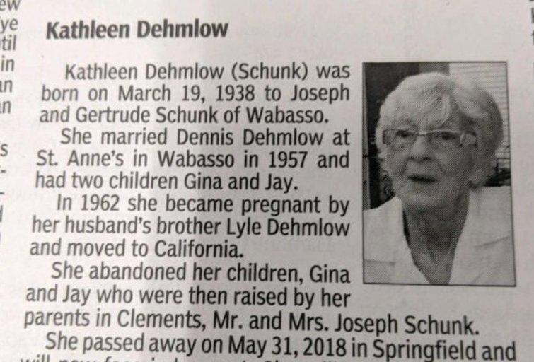 Vaikai išpeikė mirusią motiną (nuotr. Twitter)