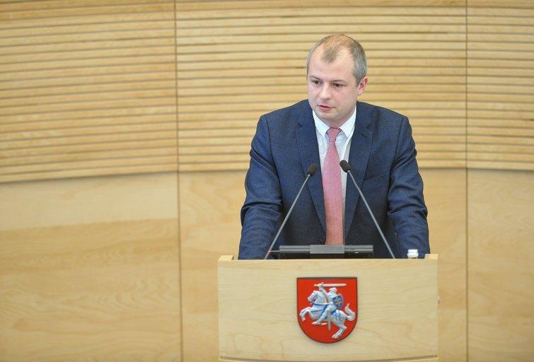 Simonas Gentvilas (Fotodiena nuotr.)