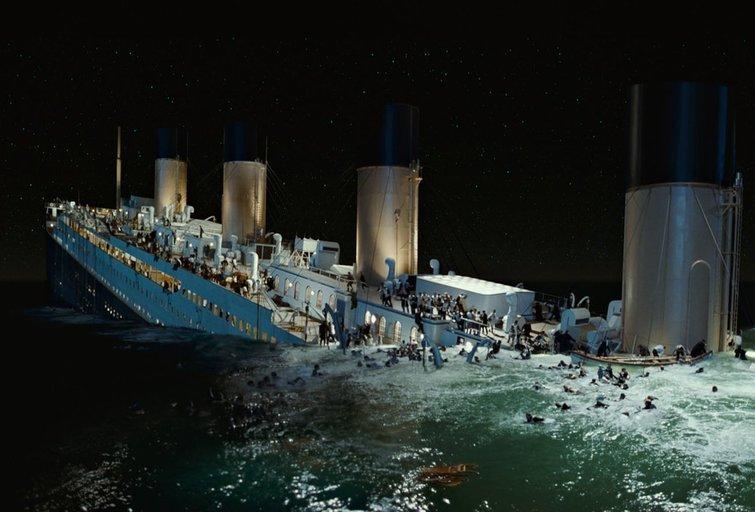 "Fimo ""Titanikas"" filmavimas (nuotr. Vida Press)"