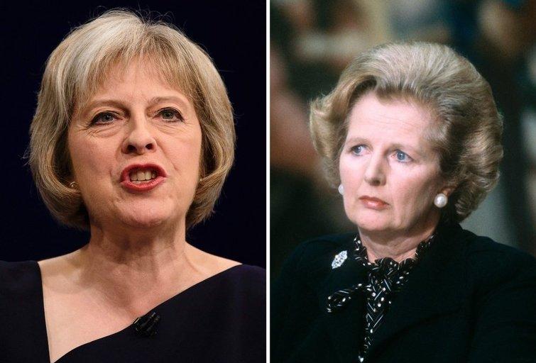 """Briuselis ruošiasi akistatai su naująja """"Margaret Thatcher"""" (nuotr. SCANPIX)"""