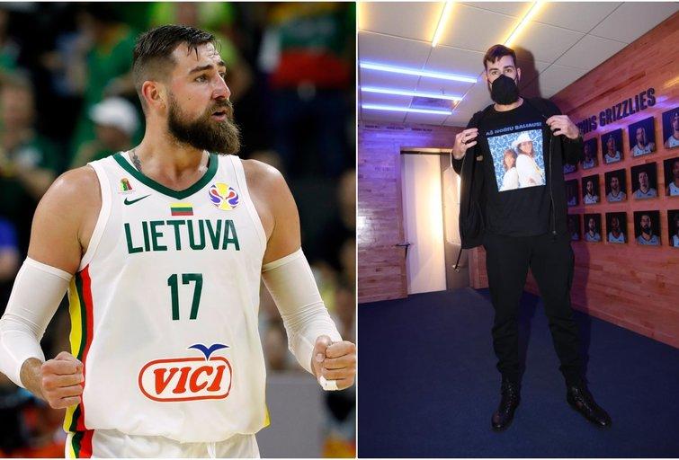 Jonas Valančiūnas (tv3.lt fotomontažas)