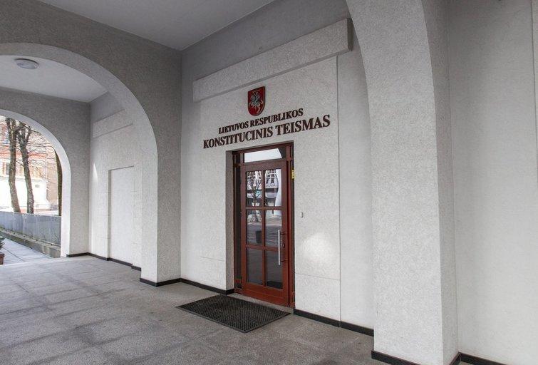 Konstitucinis teismas (Fotobankas)