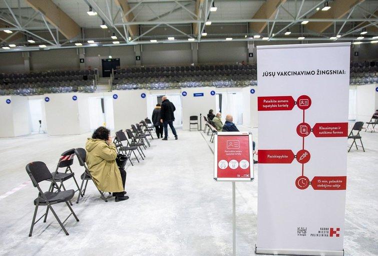 Didelių kolektyvų skiepijimas: pasakė, kokios įmonės jau nuo ketvirtadienio gali sudarinėti sąrašus (nuotr. Kauno savivaldybės)
