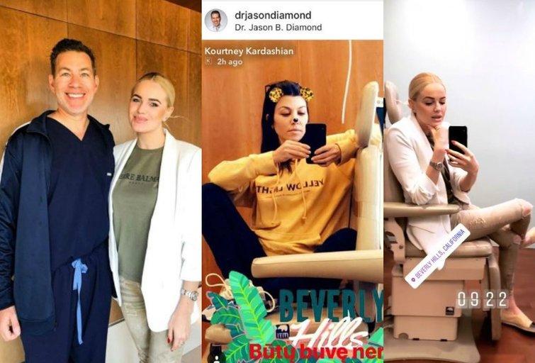 Neringa Šiaudikytė apsilankė pas populiarų grožio specialistą  (nuotr. Instagram)