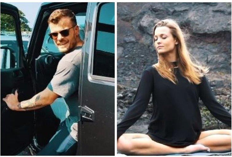Apkabink Dangų... Havajai! Apkabink Dangų... Havajai! Milana Jašinskytė ir Mindaugas Rainys (nuotr. asm. archyvo)