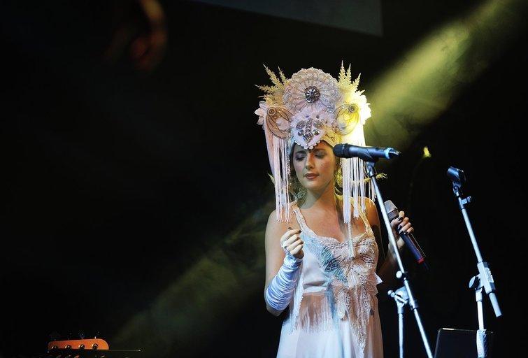 """Patyrimų muzikos šou """"The Goddess"""" nepaliko abejingų – pubika plojo atsistojusi (nuotr. Organizatorių)"""