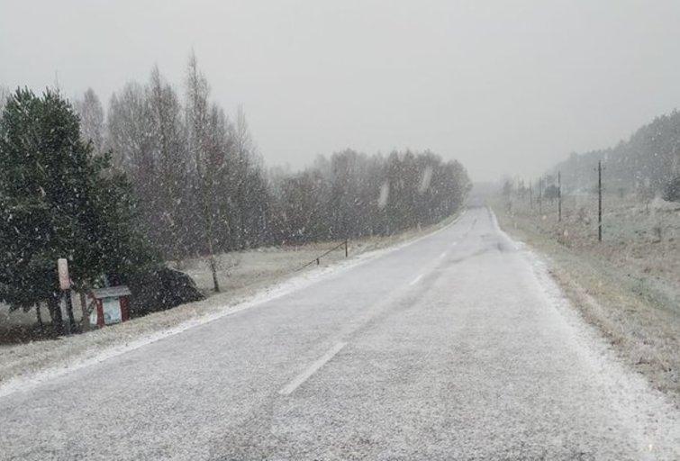 """(nuotr. """"Facebook""""/Orai ir klimatas Lietuvoje)"""