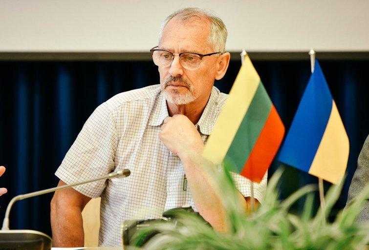 Arkadijus Vinokuras – rašytojas, žurnalistas, aktorius. Asmeninio archyvo nuotr.