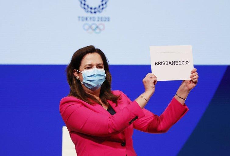 Brisbanas – 2032 m. vasaros olimpinių žaidynių šeimininkas (nuotr. SCANPIX)