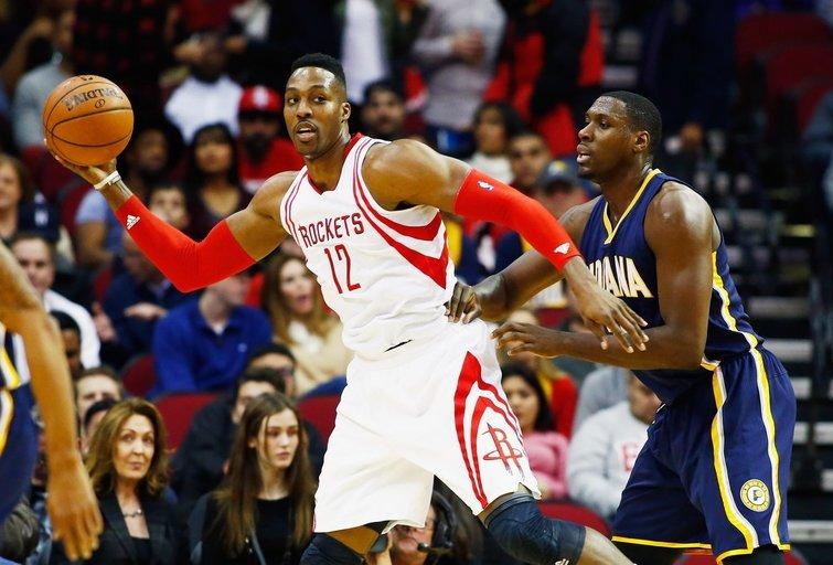 """Rockets"" - ""Pacers"" (nuotr. SCANPIX)"