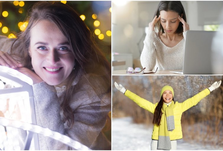 Kaunietė Zita Juodsnukytė-Jocevičė moko žmones paleisti emocijas (tv3.lt fotomontažas)