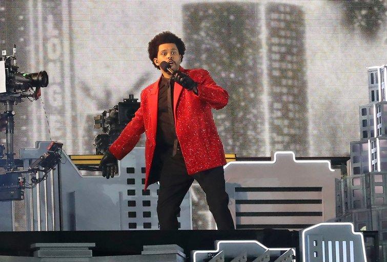 """""""The Weeknd"""" (nuotr. SCANPIX)"""