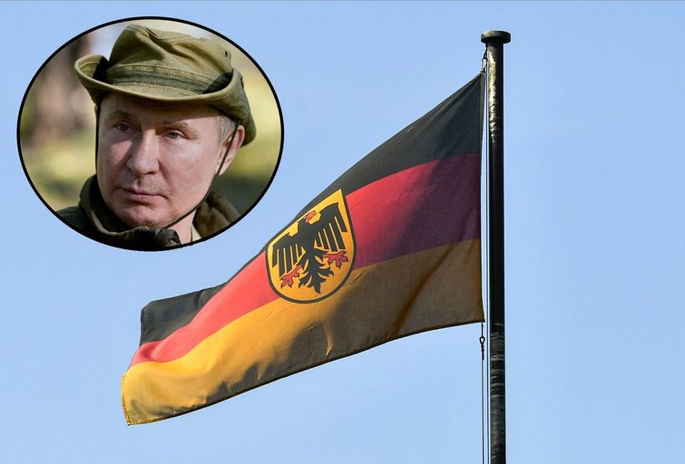 Rinkimų Vokietijoje finišas: Rusijai viena politikė būtų itin neparanki (nuotr. SCANPIX) tv3.lt fotomontažas