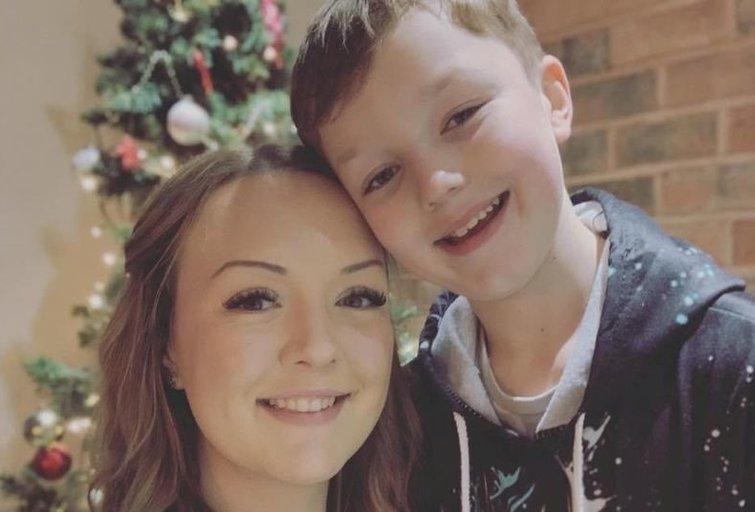 Internete plintantis iššūkis sukrėtė 11-mečio mamą: sūnus atsidūrė ligoninėje (nuotr. facebook.com)