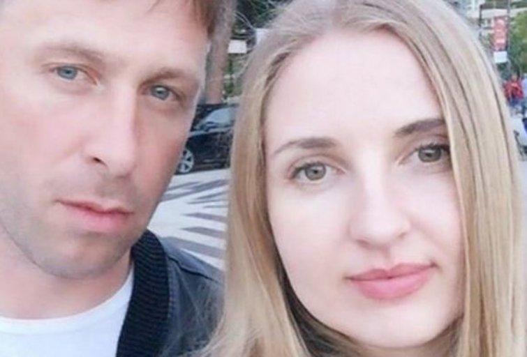 Eleonora Sebrova ir Egidijus Dragūnas (nuotr. Instagram)