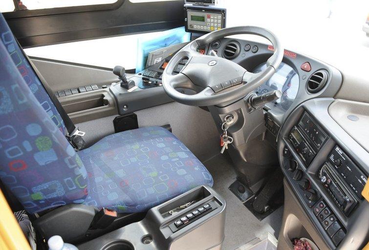 Paaiškėjo tragiškos autobuso vairuotojo mirties aplinkybės (nuotr. Fotodiena.lt)