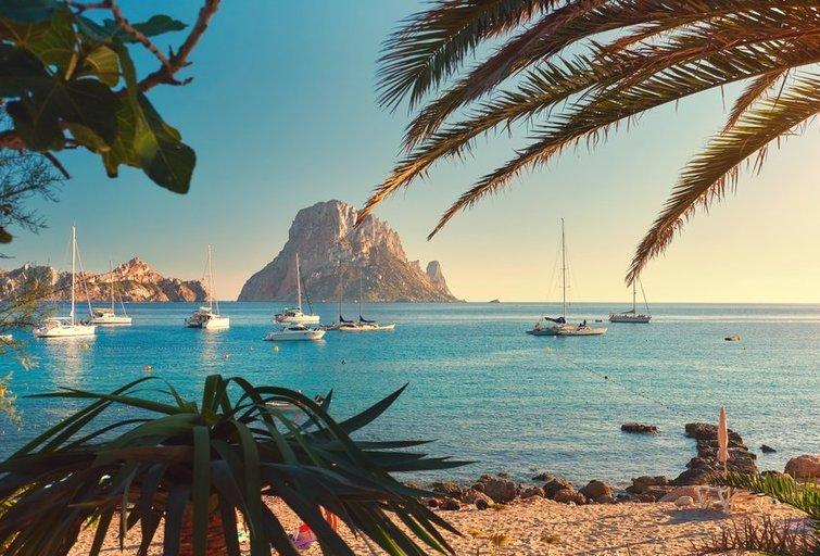 Ispanijos paplūdimys (nuotr. Shutterstock.com)
