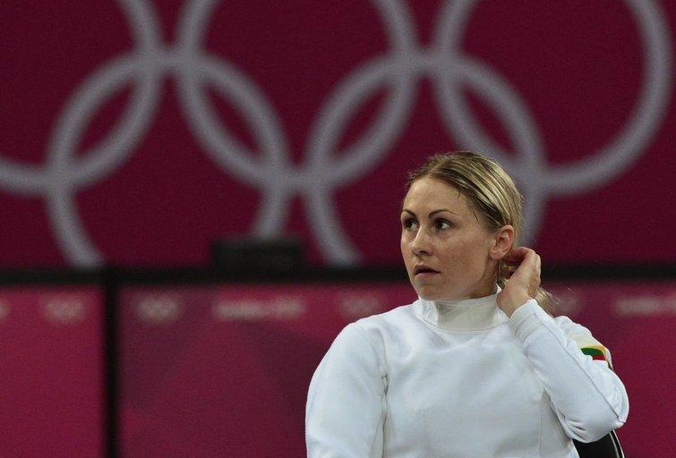 Laura Asadauskaitė-Zadneprovskienė. (nuotr. SCANPIX)